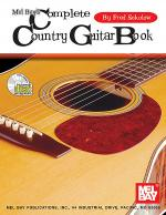 Complete Country Guitar Book Book/CD Set Sheet Music