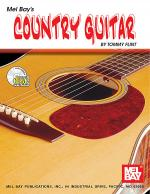 Country Guitar Book/CD Set Sheet Music