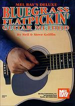 Deluxe Bluegrass/Flatpickin' Guitar Method Sheet Music
