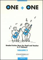 One + One Vol. 2 Pupil's Part Duos for Pupil & Teacher Sheet Music