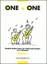 One + One Vol. 3 Score Graded Duos for Pupil & Teacher Sheet Music