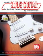 Slide Guitar for the Rock Guitarist Book/CD Set Sheet Music