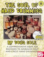 The Soul of Hand Drumming Book/CD Set Sheet Music