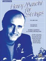 Henry Mancini for Strings, Volume 1 Sheet Music