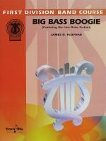 Big Bass Boogie Sheet Music