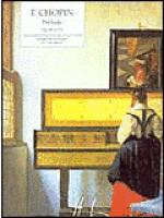 Prelude Op.28, No. 15 en reb maj. La Goutte d'eau Sheet Music