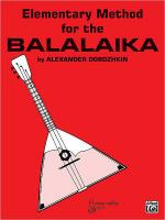 Elementary Method for the Balalaika Sheet Music