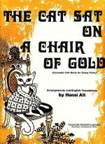 The Cat SAT On A Chair of Gold Sheet Music