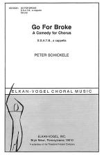 Go for Broke Sheet Music