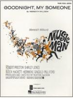 Goodnight My Someone (From 'The Music Man') Sheet Music