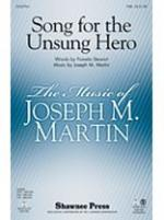 Song for the Unsung Hero - TTBB Sheet Music