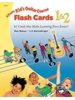 Kid's Guitar Course Flash Cards 1 & 2 Sheet Music