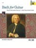 Bach for Guitar: Masters In TAB Sheet Music