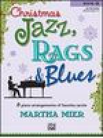 Christmas Jazz, Rags & Blues -  Book 4 Sheet Music