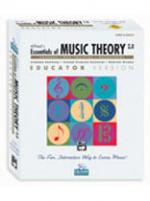 Essentials of Music Theory: Software, Version 2.0 CD-Rom Lab Pack, Complete Volume Sheet Music