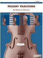 Hickory Variations Sheet Music