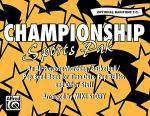 Championship Sports Pak - Optional Baritone (Tenor Clef) Sheet Music