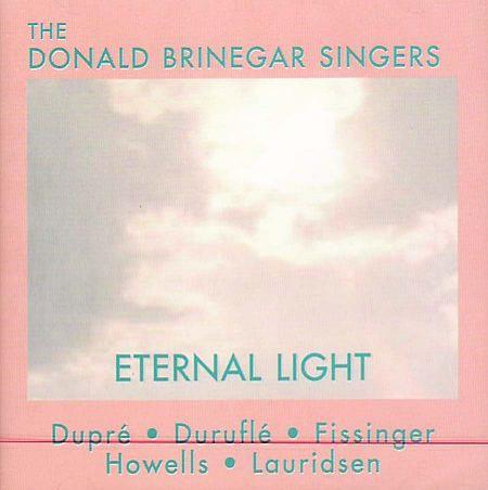 Eternal Light CD Sheet Music