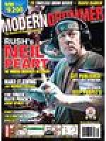 Modern Drummer Magazine - December 2011 Sheet Music