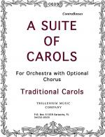 A Suite of Carols Sheet Music