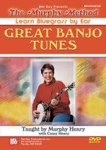 Great Banjo Tunes DVD Sheet Music