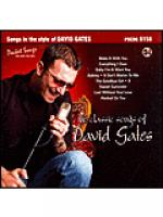 The Classic Songs of David Gates (Karaoke CDG) Sheet Music