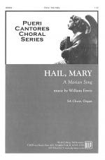 Hail, Mary Sheet Music