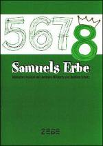 Samuels Erbe, Chorpartitur Sheet Music
