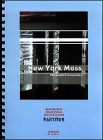 New York Mass - Full Score w/CD Sheet Music