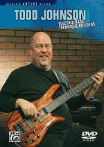 Todd Johnson Electric Bass Technique Builders Sheet Music