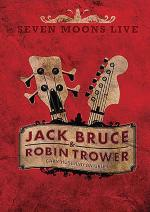 Jack Bruce & Robin Trower - Seven Moons Live Sheet Music