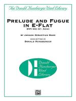 Prelude and Fugue in E-Flat BWV 552 (St. Anne) Sheet Music