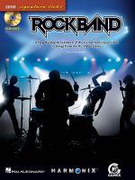 Rock Band - Guitar Signature Licks Sheet Music