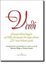 Verdi 4 Sheet Music