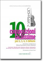 10 composizioni facilissime Sheet Music