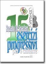 15 esercizi progressivi per 4 chitarre Sheet Music