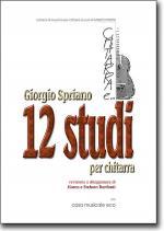 12 studi Sheet Music