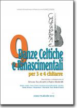 9 danze celtiche e rinascimentali Sheet Music