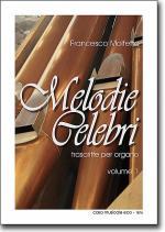 Melodie celebri vol 1 Sheet Music