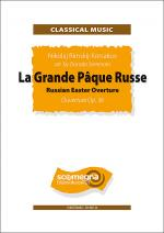 Russian Easter Overture Sheet Music