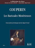 Les Baricades Misterieuses Sheet Music