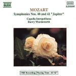 Symphonies Nos. 40 & 41 Sheet Music