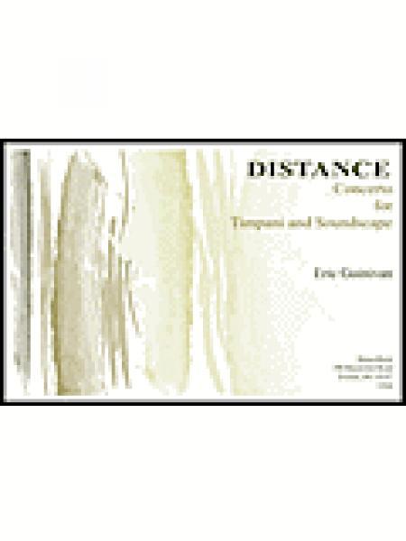 Distance Sheet Music