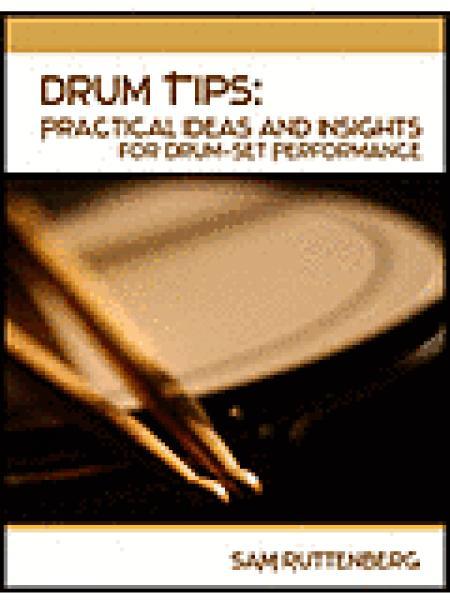 Drum Tips Sheet Music