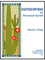 Cactus Hip Rag Sheet Music