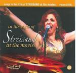 Songs in the style of Streisand at the Movies Sheet Music