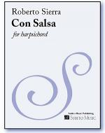Con Salsa Sheet Music
