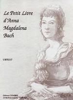 Le Petit livre d'Anna Magdalena (Urtext) Sheet Music