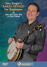 Jens Kruger's Banjo Method for Beginners Sheet Music