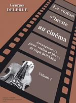 Le violon s'invite au cinema Vol. 1 Sheet Music